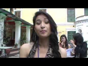 Maya Sawad – Miss Nepal 2013 Participant