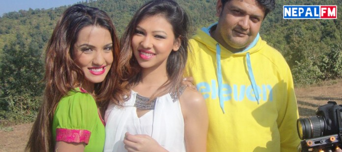 Astha Bhandari music video with Priyanka Karki