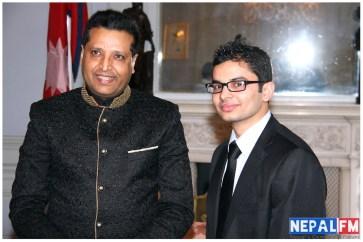 Basant Chaudhary Embassy of London Nepal 21