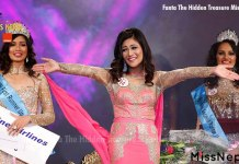 Evana Manandhar Miss Nepal 2015 Finale