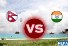 Nepal VS India Live SAFF Final
