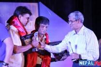 Nepali Movies Awards 2070 48