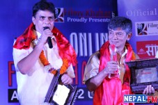 Nepali Movies Awards 2070 49