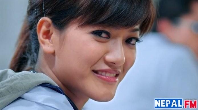 Prakriti Shrestha in Hostel Nepali Movie
