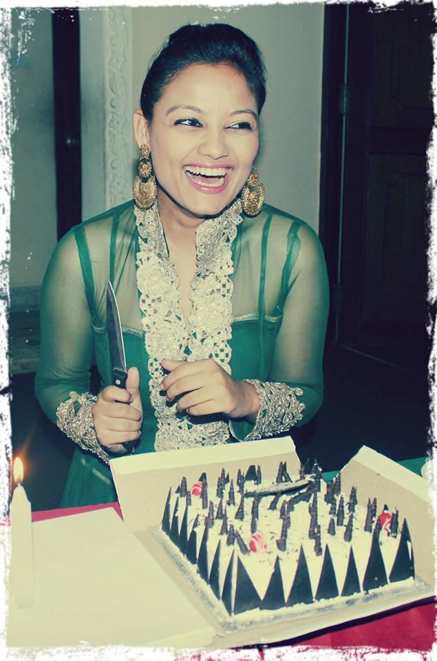 Richa Sharma 26th Happy Birthday 3