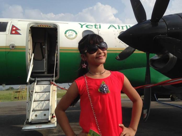 Teriya Magar Nepal yeti Airlines 2