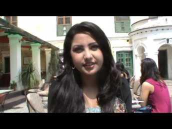 Video thumbnail for youtube video Rachana Bharati - Miss Nepal 2013 Participant - Nepal.FM