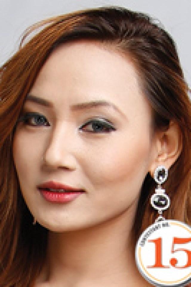 Sumi Moktan (Lama) - Miss Nepal 2013 Participant – Nepal FM