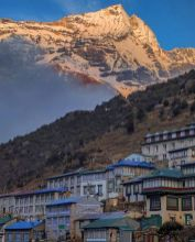 Namche Bazaar nepal