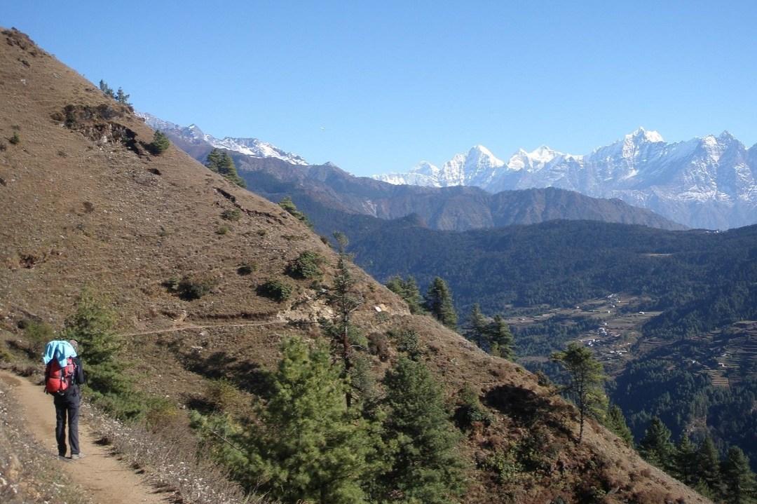L'ancienne route de l'Everest - Trekking de Jiri Lukla au Népal