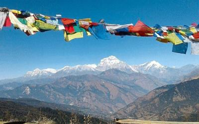 Tea House trek in Nepal marries village culture with Himalayan majesty