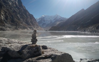 Trekking au pied du géant Gaurishanker
