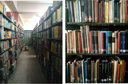kirtipur university library books