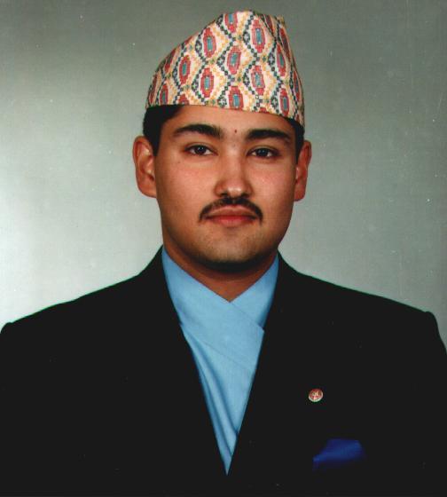 Dipendra Shah