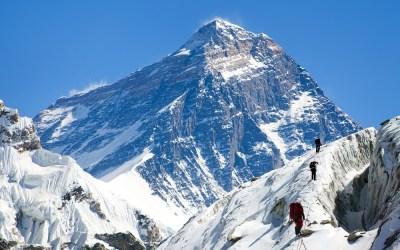 Les 8000 mètres au Népal