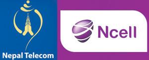 NTC and Ncell Logo