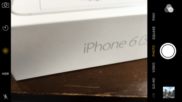 iPhone 16GB box