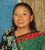 Mrs Mariam Lama, Manipur