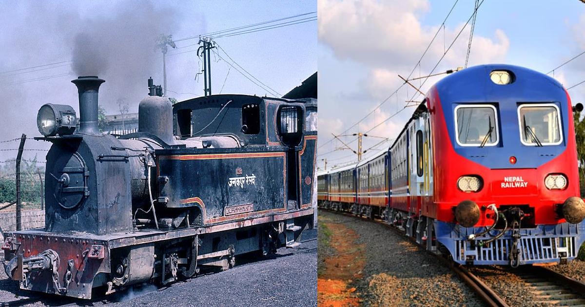 नेपालमा रेल- विगत देखि वर्तमानसम्म [तस्वीर सहित]