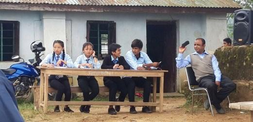 Celebration Childrens day at Namsaling higher secoundry school (4)