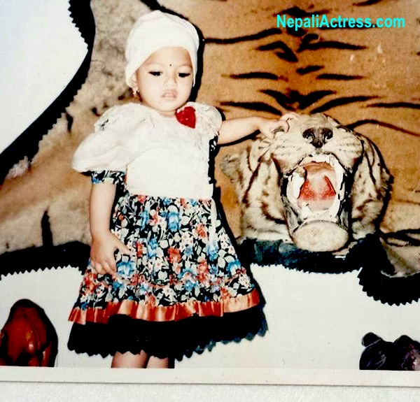 Samragyee RL Shah childhood