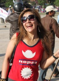 Abhaya Subba Supports Nepal Unites