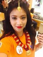 Evana Manandhar Miss Nepal 2015 13