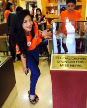 Evana Manandhar Miss Nepal 2015 6