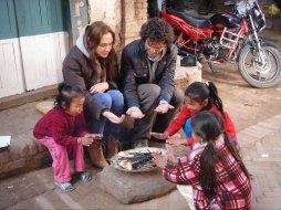 Gal Gadot in Nepal 2
