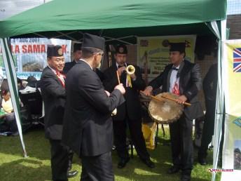 Naumati Baja, a rare musical at Gulmi Samaj Uk Event