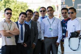 MCC Nepal Cricket at Lords-6116