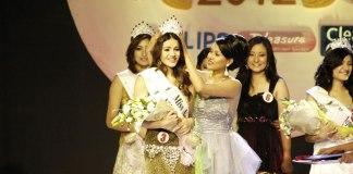 Miss Nepal Shristi Shrestha