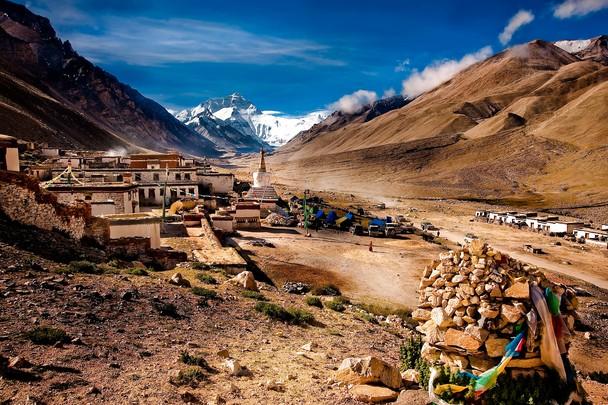 Mt Everest Base Camp