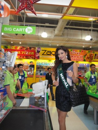 Nagma Shrestha in Miss Earth 2012 19