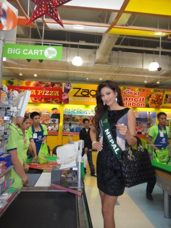 Nagma Shrestha in Miss Earth 2012 19