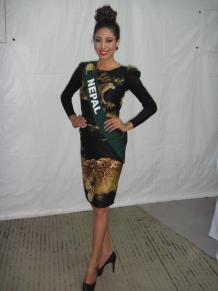 Nagma Shrestha in Miss Earth 2012 21