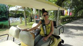 Nagma Shrestha in Miss Earth 2012 26