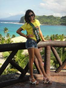 Nagma Shrestha in Miss Earth 2012 5