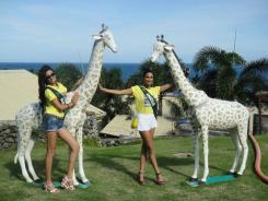 Nagma Shrestha in Miss Earth 2012 9