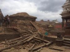 Nepal Earthquake Kathmandu Temple 3