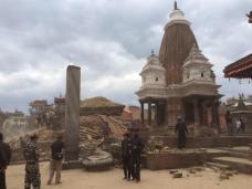 Nepal Earthquake Kathmandu Temple 4