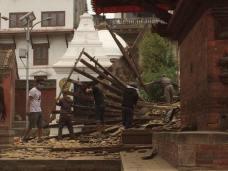 Nepal Earthquake Kathmandu Temple 6