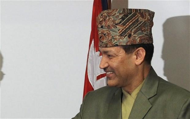 Nepal Foreign Minister Narayan Kaji Shrestha