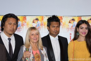 Nepali Movie Cineworld Cinema UK Aldershot-7431