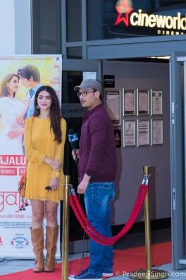 Nepali Movie Cineworld Cinema UK Aldershot-7475
