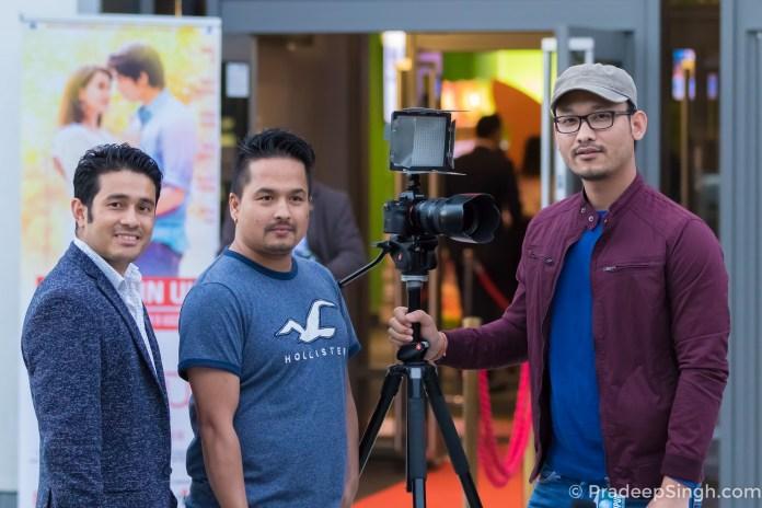 Nepali Movie Cineworld Cinema UK Aldershot-7522