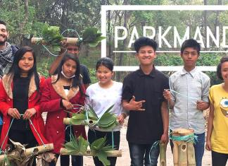Parkmandu Transforming Kathmandu Parks