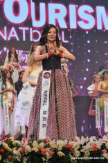 Samriddhi Rai Miss Tourism Queen 4