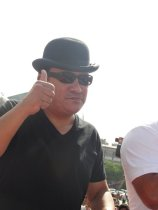 Singer Yogeshwor Amatya at Nepal Unites Event