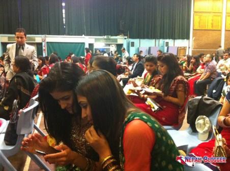 Teej Celebration in London 11
